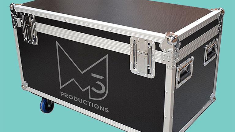 M3 Productions Branding