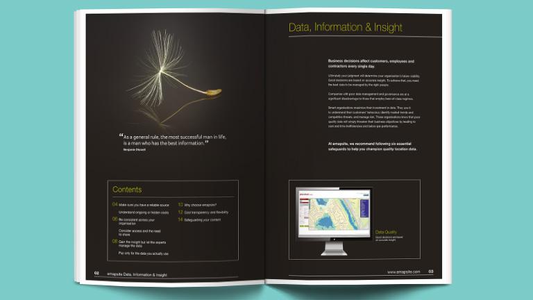 emapsite Brochure