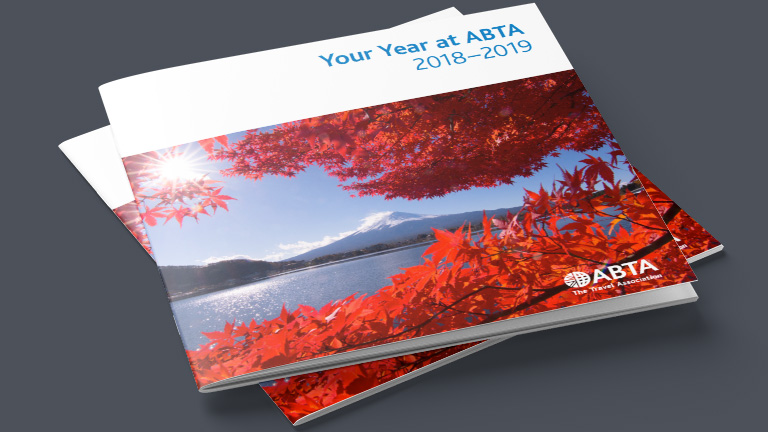 ABTA Your Year Brochure