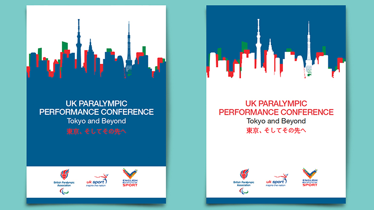 British Paralympic Association DelegatesBadges