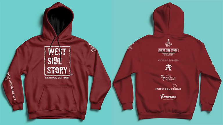 Perins West Side Story Hoodies