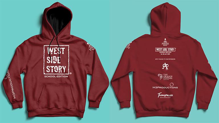 Perins West Side Story Hoodies