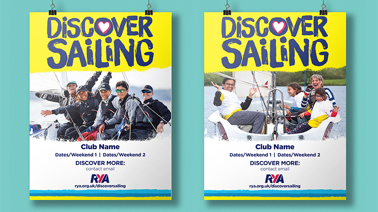 RYA Discover Sailing