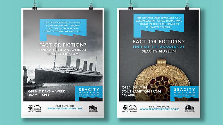 SeaCity Museum Posters
