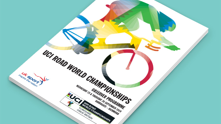 UCI Road Cycling World Championships Cover