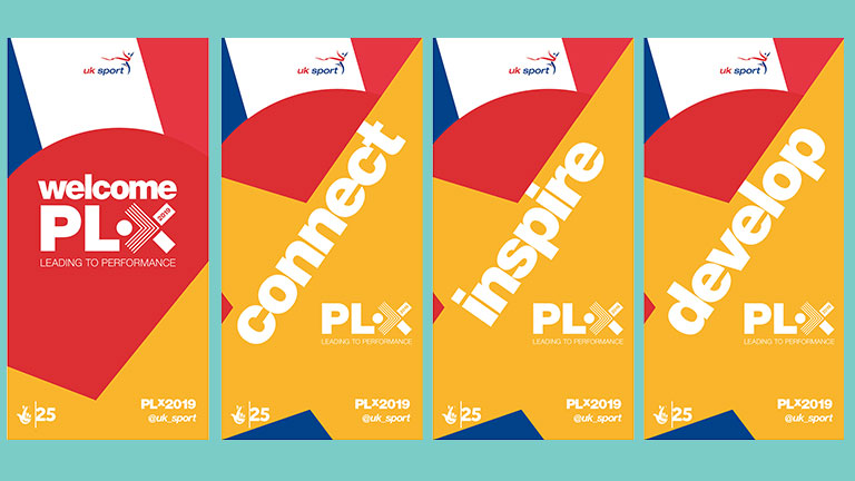 UK Sport PLx2019 Banners