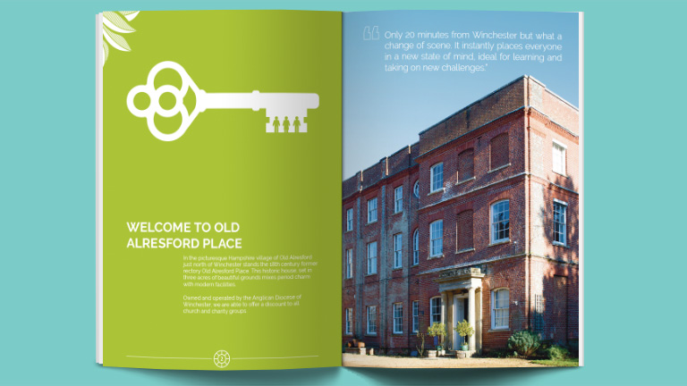 Old Alresford Place Brochure