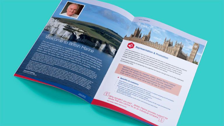 British Marine Brochure